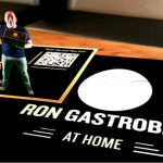 Augmented reality, Ron Blaauw,