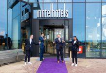 Inntel Hotels Den Haag Marina Beach 1