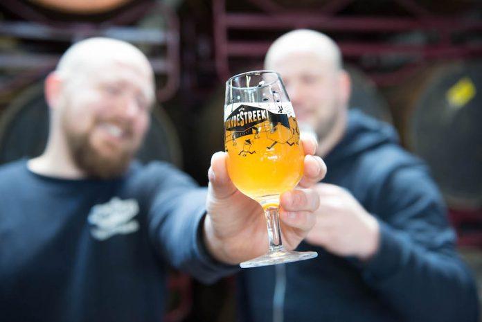 speciaal bier-hop kweken-vandestreekbier