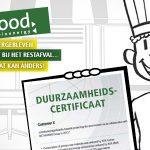 ReFood-Duurzaamheidcertificaat